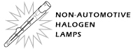 All Non-Automobile Halogen Lamps