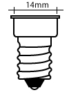 All Screw Base E14s Bulbs