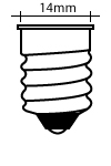 All Intermediate Screw (E14) Base Bulbs